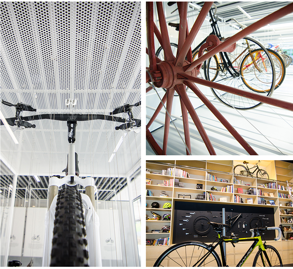 Shimano Cycling World Learn